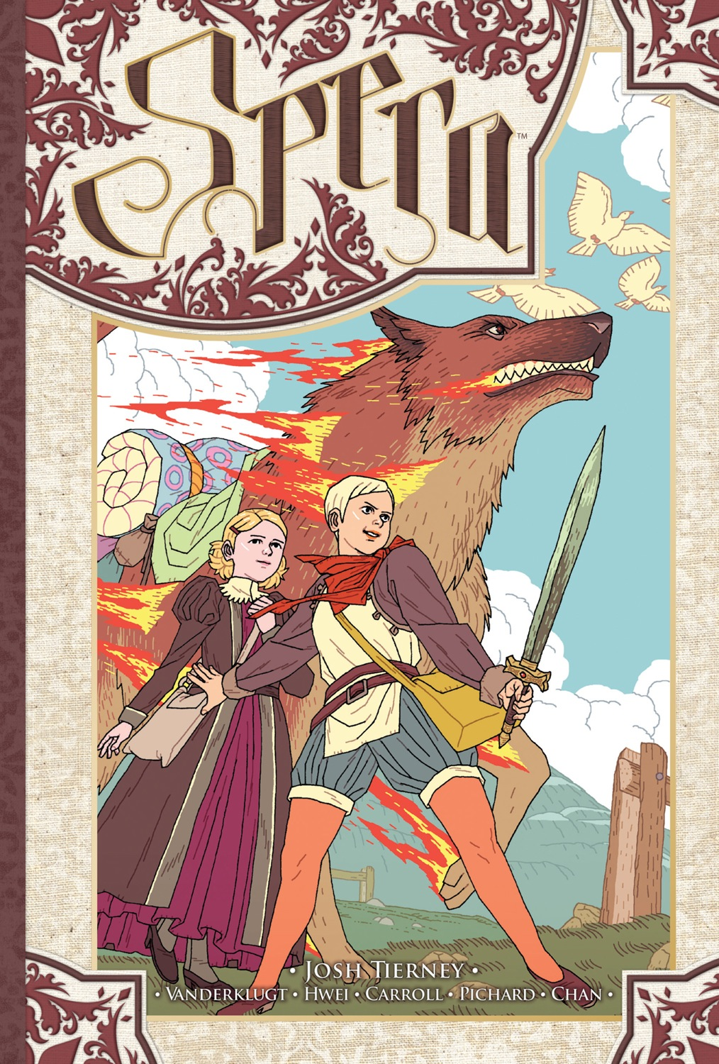 Spera Vol 1 Cover