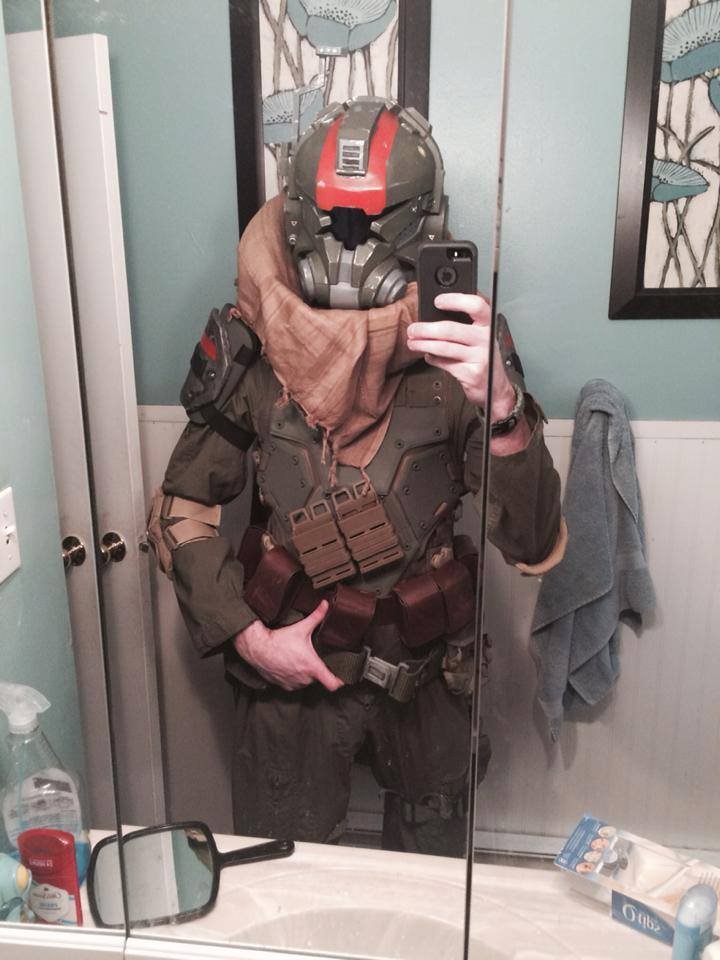 titanfall cosplay