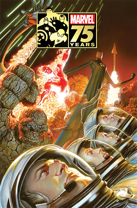 Marvel_75th_Magazine_Fantastic_Four_Ross_Variant