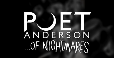 STAR WARS meets BLADE RUNNER in new animated excerpt from Poet Anderson …Of Nightmares Animated Novel Teaser