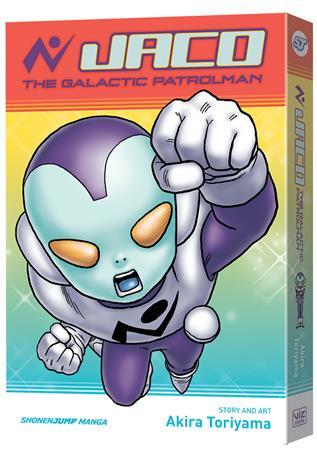 VIZ Media Opens 2015 with the Release of Akira Toriyama's Manga Comedy Jaco the Galactic Patrolman