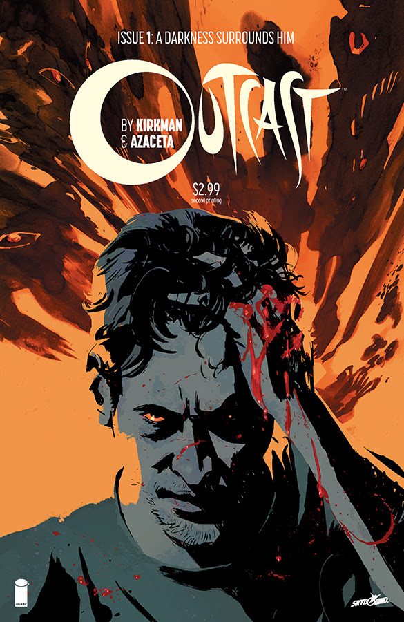 Outcast by Kirkman & Azaceta Exorcised From Stores